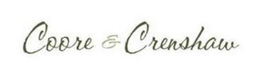 COORE & CRENSHAW