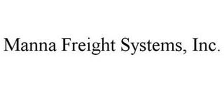 MANNA FREIGHT SYSTEMS, INC.