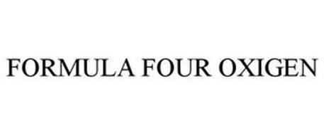 FORMULA FOUR OXIGEN