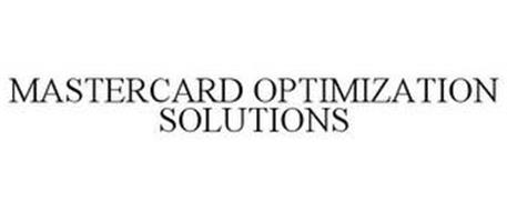 MASTERCARD OPTIMIZATION SOLUTIONS