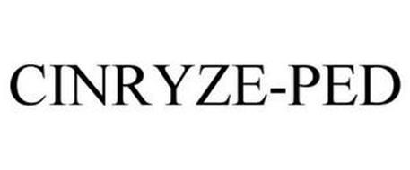 CINRYZE-PED