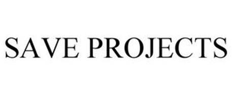 SAVE PROJECTS