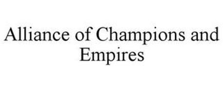 ALLIANCE OF CHAMPIONS AND EMPIRES