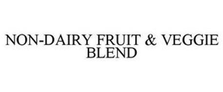 NON-DAIRY FRUIT & VEGGIE BLEND