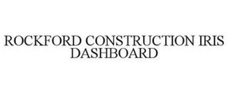 ROCKFORD CONSTRUCTION IRIS DASHBOARD