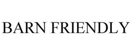 BARN FRIENDLY