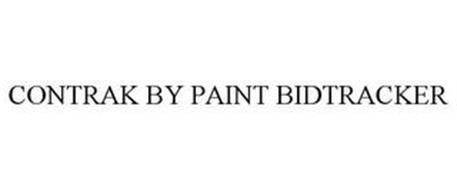 contrak by paint bidtracker trademark of southside holdings inc