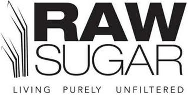 RAW SUGAR LIVING PURELY UNFILTERED