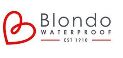 BLONDO WATERPROOF EST 1910