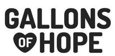 GALLONS OF HOPE