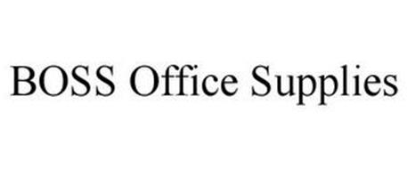 BOSS OFFICE SUPPLIES
