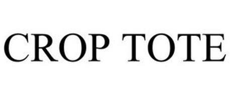 CROP TOTE