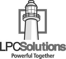 LPCSOLUTIONS POWERFUL TOGETHER