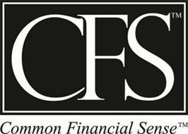 CFS COMMON FINANCIAL SENSE