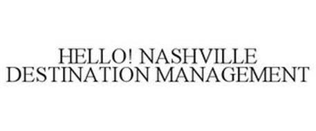 HELLO! NASHVILLE DESTINATION MANAGEMENT