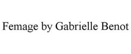 FEMAGE BY GABRIELLE BENOT