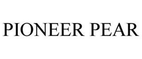 PIONEER PEAR
