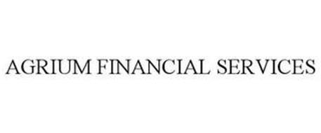 AGRIUM FINANCIAL SERVICES