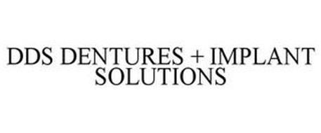 DDS DENTURES + IMPLANT SOLUTIONS