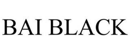 BAI BLACK