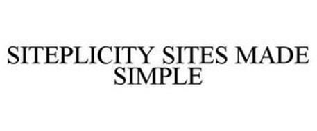 SITEPLICITY SITES MADE SIMPLE