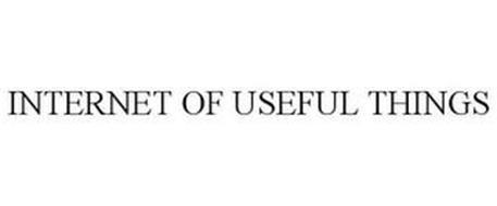 INTERNET OF USEFUL THINGS