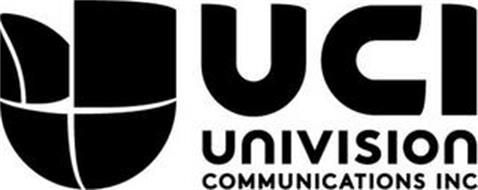 U UCI UNIVISION COMMUNICATIONS INC