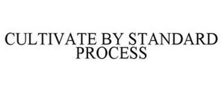 CULTIVATE BY STANDARD PROCESS