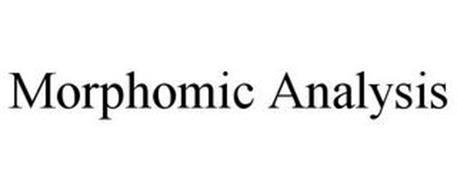 MORPHOMIC ANALYSIS