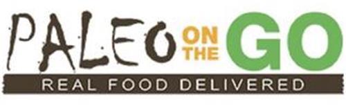 PALEO ON THE GO REAL FOOD DELIVERED