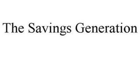 THE SAVINGS GENERATION