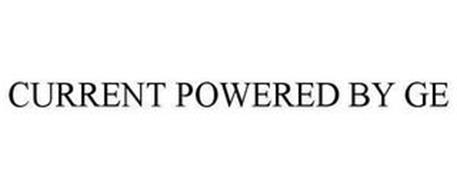 CURRENT POWERED BY GE