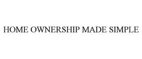 HOMEOWNERSHIP MADE SIMPLE