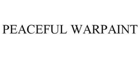 PEACEFUL WARPAINT
