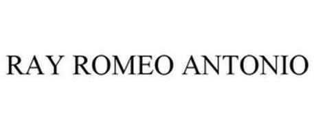 RAY ROMEO ANTONIO