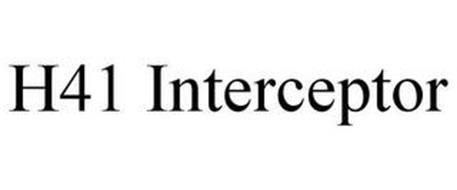 H41 INTERCEPTOR