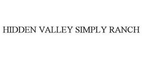 HIDDEN VALLEY SIMPLY RANCH