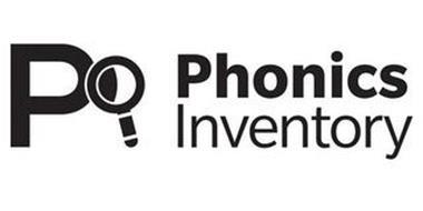 PHONICS INVENTORY