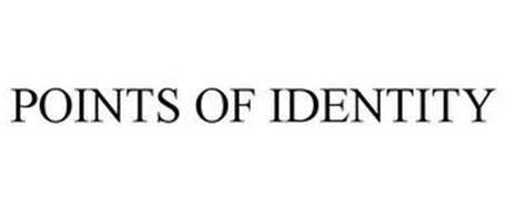 POINTS OF IDENTITY