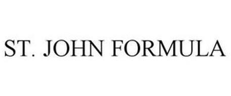 ST. JOHN FORMULA