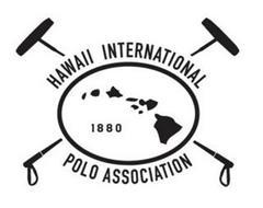 HAWAII INTERNATIONAL POLO ASSOCIATION 1880