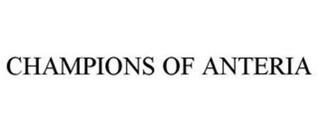CHAMPIONS OF ANTERIA