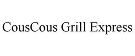 COUSCOUS GRILL EXPRESS