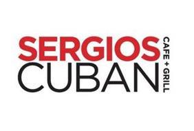 SERGIO'S CUBAN CAFE GRILL