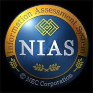 NIAS INFORMATION ASSESSMENT SYSTEM NEC CORPORATION