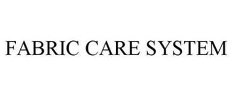 FABRIC CARE SYSTEM