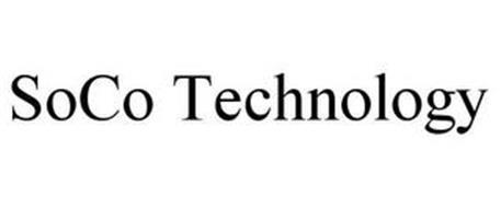 SOCO TECHNOLOGY