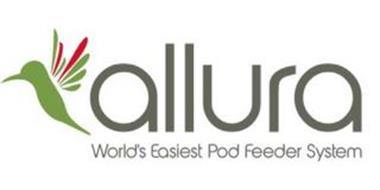 ALLURA WORLD'S EASIEST POD FEEDER SYSTEM