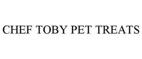 CHEF TOBY PET TREATS