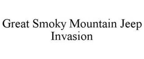 GREAT SMOKY MOUNTAIN JEEP INVASION